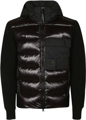C.P. Company Left Chest Pocket Detail Padded Jacket