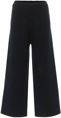 Joseph Wide-leg wool pants