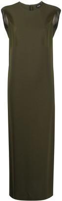 Aspesi plain column dress