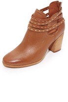 Frye Naomi Pickstitch Booties