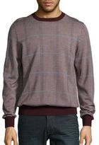 Brioni Striped Knit Sweater