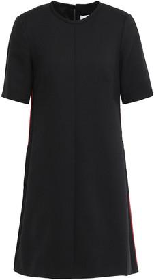 Cefinn Flared Crepe Mini Dress