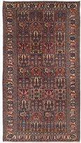 Ecarpetgallery Hand-Knotted Bakhtiar Brown Wool Rug (5'5 x 9'10)