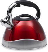 Bed Bath & Beyond Creative Home Crescendo 3.1-Quart Cranberry Tea Kettle