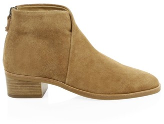 Soludos Venetian Suede Ankle Boots