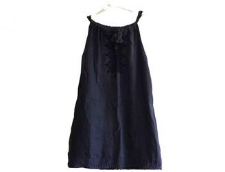 Coast Weber & Ahaus Blue Linen Dress for Women
