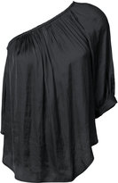 Smythe Single Shoulder top - women - Polyester - M