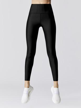 Carbon38 Corset Waist High Rise Full Length Legging