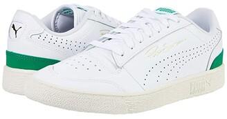 Puma Ralph Sampson Lo Perf White/Amazon Green/Whisper White) Men's Shoes