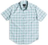 Quiksilver Boys' Plaid Woven Shirt - Sizes 8-20