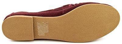 Steve Madden Teana Womens Moc Suede Flats Shoes