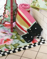 Mackenzie Childs MacKenzie-Childs Chelsea Garden Bath Mat