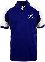 Antigua Men's Tampa Bay Lightning Century Polo Shirt