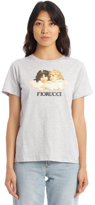 Fiorucci Vintage Angels Heather Grey T-Shirt