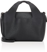 The Row Women's Two For One 12 Shoulder Bag & Pouch-BLACK