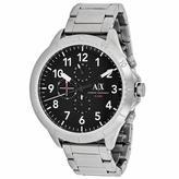 Giorgio Armani Exchange Classic AX1750 Men's Stainless Steel Chronograph Watch