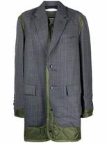 Thumbnail for your product : Junya Watanabe Layered-Design Coat