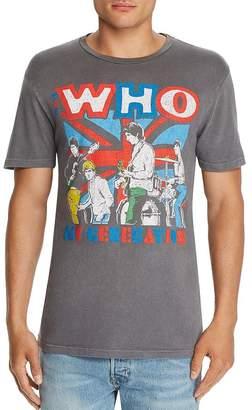 Bravado The Who Graphic Tee