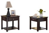 ACME Furniture Malden End Table Espresso - ACME