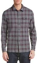 Just A Cheap Shirt Jachs Flannel Classic Fit Woven Shirt.