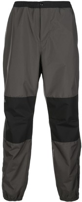 This Is Never That Industrial Cargo Style Colour Block Trousers