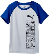 Puma Raglan Tee (Big Boys)