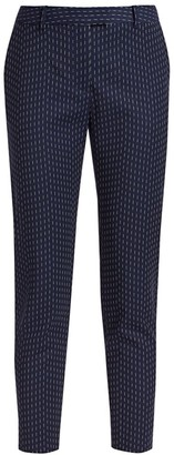 Altuzarra Henri Stitch Wool-Blend Pants