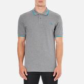 Paul Smith Men's Regular Fit Polo Shirt Grey