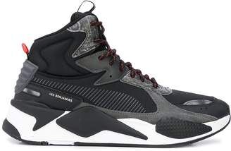 Puma RS-X high top sneakers