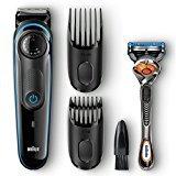 Braun BT3040 Ultimate Precision Hair / Beard Trimmer for Men