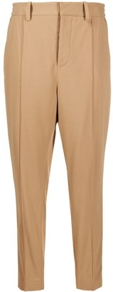 Zadig & Voltaire Crop High-Waisted Trousers