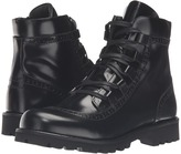 Dolce & Gabbana City Lace-Up Boot (Little Kid/Big Kid)