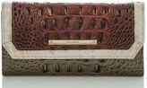 Brahmin Soft Checkbook Wallet Azuma