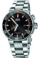 Oris Aquis Carlos Coste LE IV Watch 0174377097184SET