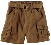 Lee Cooper Kids C Belted Cargo Shorts Trousers Pants Bottoms Infant Boys