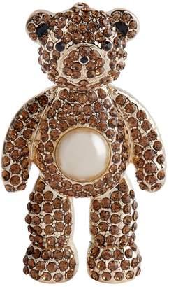 Max Mara Teddy Bear Brooch