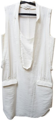 Anne Valerie Hash Ecru Viscose Dresses