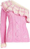 Natasha Zinko Asymmetric Cashmere Pullover