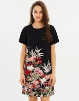 Dorothy Perkins Placement Floral Shift Dress