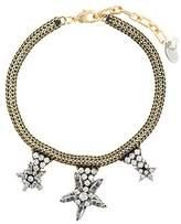 Rada' Radà gemstone detailed necklace