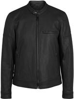 Belstaff Beckford Coated Cotton Biker Jacket