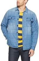 Obey Men's Wrecker Shirt Jacket