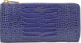 Smythson Mara Large zip purse