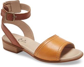 Bos. & Co. Myla Colorblock Sandal