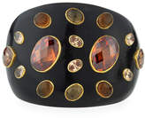 Ashley Pittman Dola Dark Horn Cuff Bracelet