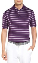 Peter Millar Men's Universal Stripe Jersey Polo