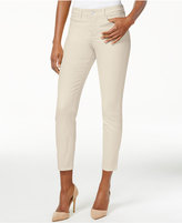 NYDJ Clarissa Colored Wash Skinny Ankle Jeans