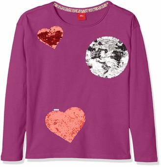 S'Oliver Girl's 53.908.31.8665 T-Shirt