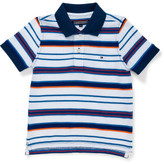 Tommy Hilfiger Ame Stripe Polo S/S