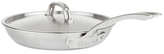 """10"""" 5-Ply Stainless Steel Covered Fry Pan"""